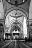 Grand Mosque of Bursa (burakpinarcik) Tags: hoya ndx400 nd filter canon eos 5d classic ef 2880mm black white siyah beyaz monochrome long exposure