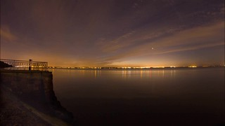 River Mersey Sunrise Time Lapse (4am - 5:50am)