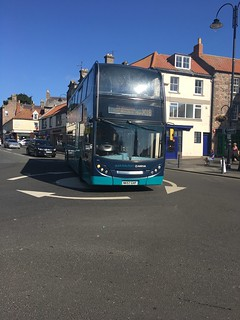 Arriva North East Enviro 400 NK57GXF