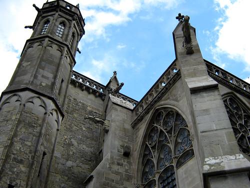 FR10 0472 La Cité de Carcassonne, Aude (La Basilique Saint-Nazaire)