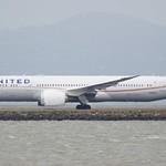 United Airlines Boeing 787 -9 N38955 DSC_0102 thumbnail