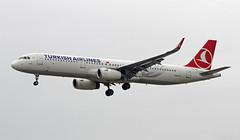 TC-JSG EDDF 15-06-2017 (Burmarrad (Mark) Camenzuli) Tags: airline turkish airlines aircraft airbus a321231 registration tcjsg cn 5490 eddf 15062017