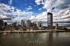 Brisbane (SteffBoe) Tags: skyline cbd cityscapes southbank ferriswheel nationalgeographic ngc australia queensland brisbane