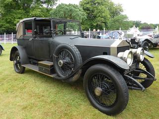 1920 Rolls Royce Silver Ghost Brewster Landaulet