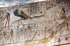 KV17, The Tomb of Seti I, Corridor D (kairoinfo4u) Tags: egypt luxorwestbank valleyofthekings eastvalley thebeswestbank thebes tombofsetyi kv17 setyi égypte egitto egipto ägypten sethosi unescoworldheritagesites setii ancientthebes ancientegyptianart luxor aluqsur ancientegyptiancivilization tombofsetii
