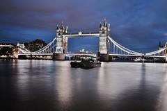 Tower Bridge (sbsrodman) Tags: longexposure nikon1024mm nikond5300 nikon towerbridge england london
