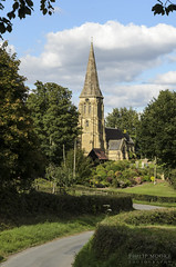 St. Mary's Church, Abberley 2 (Philip Moore Photography) Tags: worcestershire parish churchofengland england rural countryside victorian historic summer stmarys church abberley village