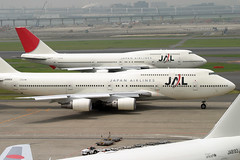 JA8183 JA8904 JA8077 B747 Japan Airlines (JaffaPix +5 million views-thanks...) Tags: ja8183 ja8904 ja8077 b747 b743 b744 b747300 b747400 boeing jal japanairlines hnd haneda hanedaairport aeroplane airplane aircraft aviation airline airliner runway flight flying jaffapix jaffapixcom davejefferys tokyoairport japan rjtt tokyohaneda planespotting