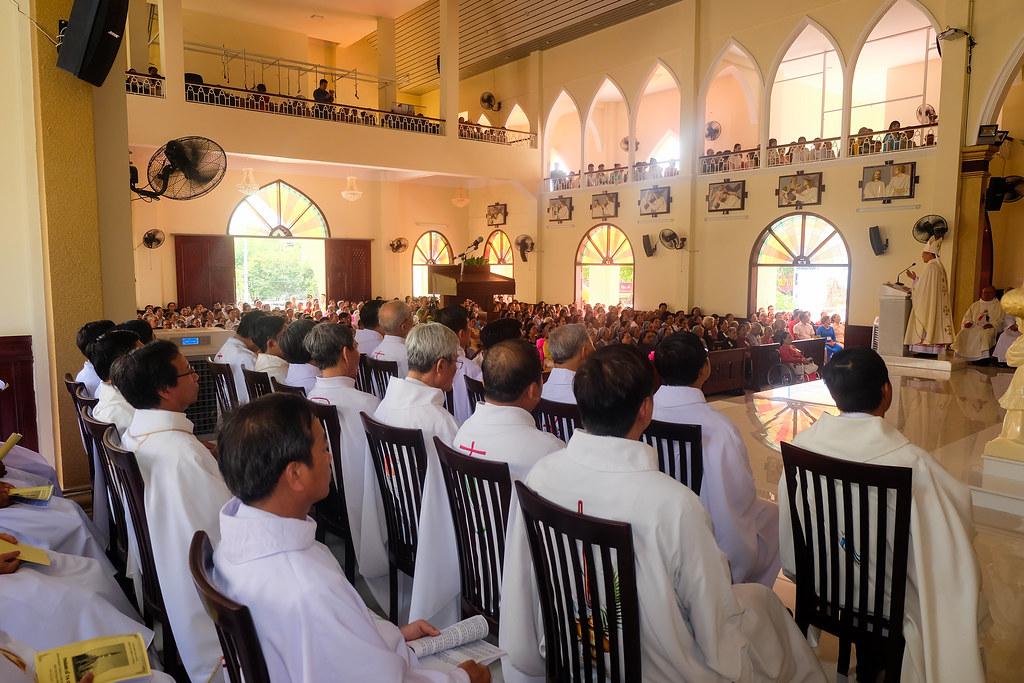 Thánh lễ tạ ơn khánh thành nhà thờ Hòa Cường – Giáo phận Đà Nẵng - Ảnh minh hoạ 24