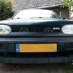 VW Golf MK3 GTI - Dual Green Hella Style Horns thumbnail