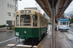 Nagasaki tram (6) (White_Dragon_09) Tags: angenieux retrofocus 3525 r1