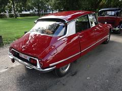 Citroën DS (Jack 1954) Tags: car ancêtre old citroën ds