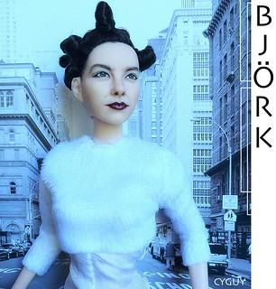 Bjork big time sensuality doll