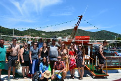 After our boat tour of Ithaka