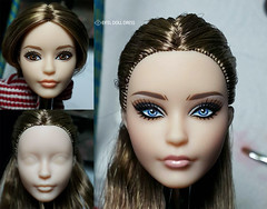 repaint Barbie Look 2017 - Karl Lagerfeld face (eifel85, eifel doll dress) Tags: repaint barbie look 2017 karl lagerfeld face fr fr2 full fashion royalty new mold sclupt head repainted eifel eifeleifel fashionroyalty jasonwu drawing painting newlook newstyle newface newmakeup transformation lookgood beauty foundation eyelash eyebrow eyeliner lipstick fashions fashiondoll fantasy commissiondoll dollrepaint restyle recustom remakeup repair reject repaintdoll custom eifel85 eifeldolldress efdd handmade makeover makeup technical ooak portrait toy