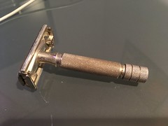 Mid-1950's Gillette Rocket TTO Razor