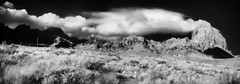 Vertical Island in the Sky; Chisos Mountain Panorama