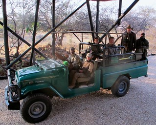 Namibia Luxury Hunting Safari 113