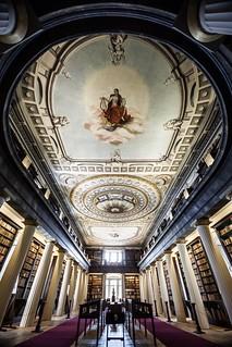 Sárospatak - Református Kollégium Könyvtár