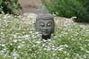 DSC_1361 Buddha im Blütenmeer, 3.6.2012 (andreas.marquardt73) Tags: garten unsergarten 2012 baden buddha blüten steingarten