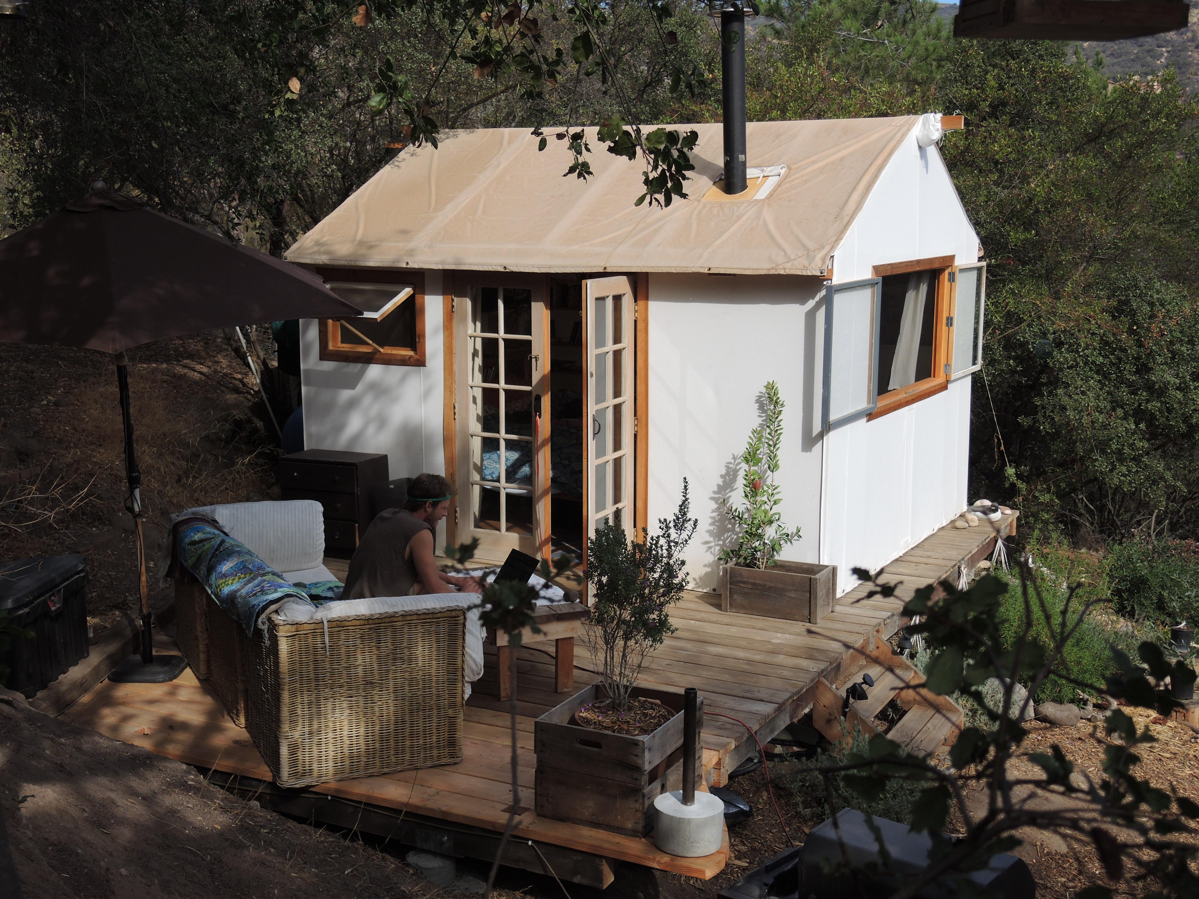 Davis canvas tents colorado wall tent for Colorado canvas tent