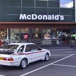 Ford Sierra XR4i Turbo 1984