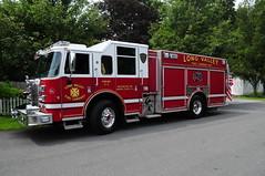 Washington Township Fire Department Long Valley Fire Company No. 1 Engine 1-1 (Triborough) Tags: nj newjersey morriscounty roxburytownship succasunna wtfd lvfc lvfc1 washingtontownshipfiredepartment longvalleycompanyno1 firetruck fireengine engine engine11 pierce saber puc