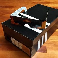 Solar glasses? Check. Camera Obscura? Check. Bring on Ragnarok!