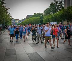 2017.08.13 Charlottesville Candlelight Vigil, Washington, DC USA 8066
