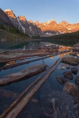 Leading into Moraine (Ken Krach Photography) Tags: lakemoraine banffnationalpark