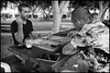 Tavli (Photoburglar) Tags: cyprus pafos paphos nikon d610 blackandwhite travel backgammon people games boardgames street