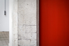 Rot am Rand (Frank Lindecke) Tags: nordart kunstwerk carlshütte wwwnordartde rot
