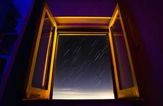 Window and Startrail