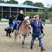 Harrach Péter részvételével lovasterápiás versenyt tartottak fogyatékkal élőknek Fóton