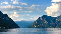 The Gate (Jannik Peters) Tags: a6500vsa7ii landscape lake iseo lago sky water mountain beautiful mystical majestic sony fe 55 18 za a7 a7ii