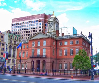 Hartford, Connecticut  ~ Old State House ~ 1796 ~ Historic  ~  HIstoric Building