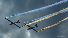 Blanix team (Austria) (christian.rey) Tags: sion valais suisse ch breitling airshow 2017 blanixteam planeur acrobatie sony alpha 77 70200 sigma meeting aérien saariysqualitypictures