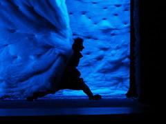 _8230293 (黎島羊男) Tags: olympus omd em1markii zuiko50200 zuiko joker theatre theater performance performing 斯拉法 下雪了 slava'ssnowshow