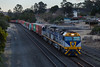 2017-09-04 SRS CF4411-CF4404 Picton 2192N 3x2 (deanoj305) Tags: wilton newsouthwales australia au srs sydney rail services 2192 cf4411 cf4412 intermodal container train main south line nsw cfcla cf