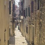 Sibenik streets
