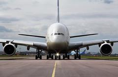 A6-APC A380 @ Heathrow (Daz85) Tags: a380 airbus heathrow lhr egll taxiway runway canon 60d canon60d london airport airline etihad passenger airside a388 engine