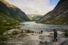 _DSC5752 (Juaninda (Juan Sevilla)) Tags: noruega 2009 sony alpha700 viajes landscape glaciar fiordo oslo bergen stavanger ulvik lago costa preikestolen acantilado iglesia