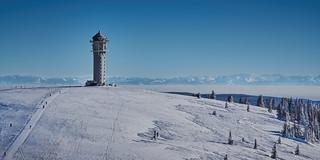 Alpensicht am Feldberg 2