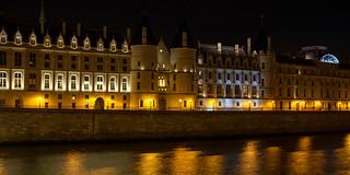Paris - Ile de Cité -