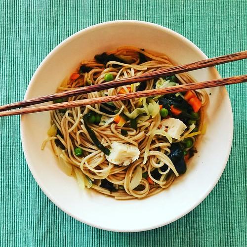 Soban Noodle Soup