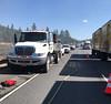 I-5 NB at MP 64 (OregonDOT) Tags: oregondot grantspass interstate5 wildfire