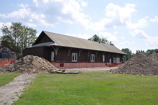Listowel Kin Train Station