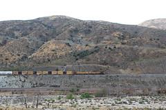 UP 2707 (CC 8039) Tags: up trains et44c4 es44ac cajon pass san bernardino california