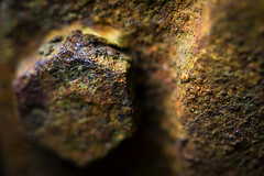 Rust (Kaarel Kaldre) Tags: macromondays rust metall rooste metal polt bolt makro macro outdoor rusty
