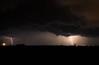 Oklahoma Storm 3 (JWDonley_photos) Tags: night nightphotography landscape storm oklahoma lightning severeweather weather chickasha clouds